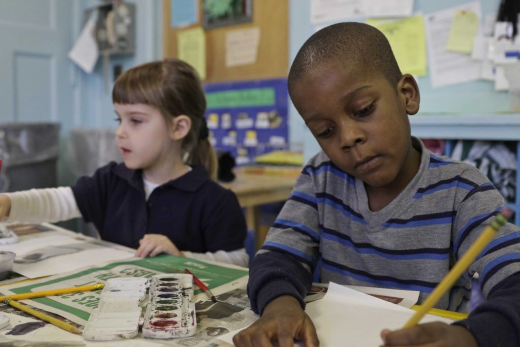 NYC DOE pic child learning