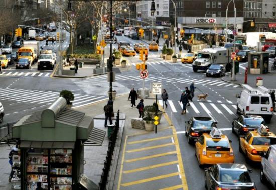 small 72nd Broadway