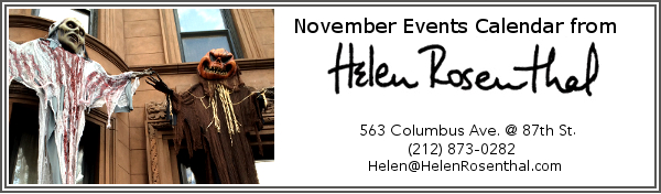 Header - November Events Calendar