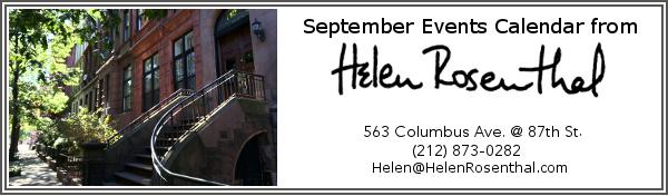 September 2014 Events Calendar