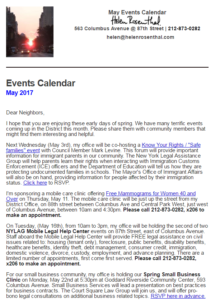 May Events Calendar (pic)