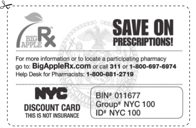 Discount Prescription Card