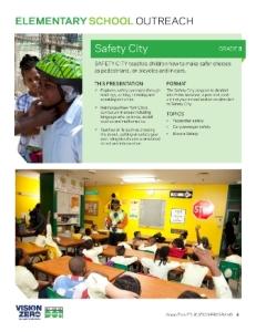 Vision Zero Education Program Catalog
