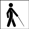 Low Vision Access icon