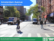 Amsterdam Avenue Redesign