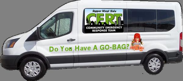 CERT Vehicle