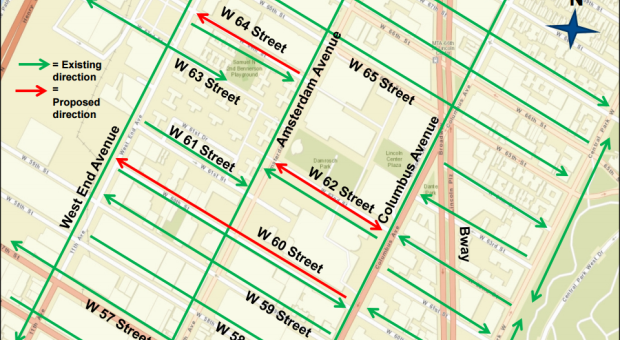 Proposed Changes to the West 60s