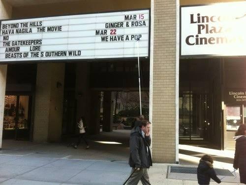 Lincoln Plaza Cinema