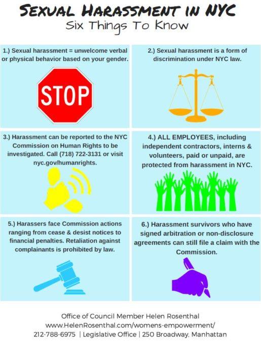 Women's Empowerment – Helen Rosenthal